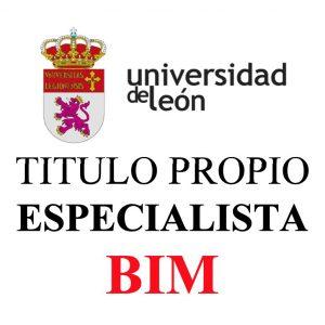 Título propio de especialista en BIM